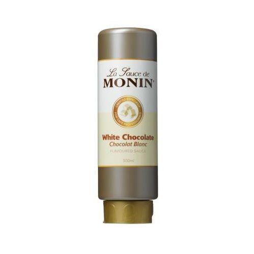 Monin Sos biała czekolada | 0,5l