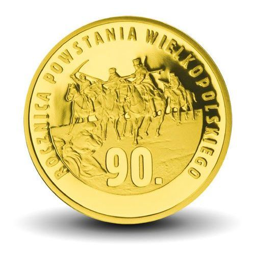 Nbp 200 zł - 90. rocznica powstania wielkopolskiego - 2008