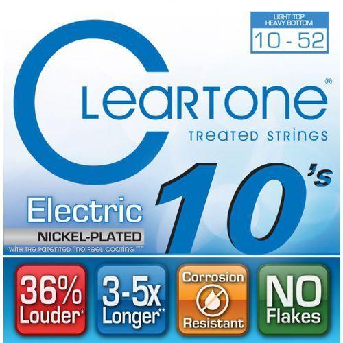 Cleartone Electric EMP Strings, LTHB struny do gitary elektrycznej 10 ″ 52