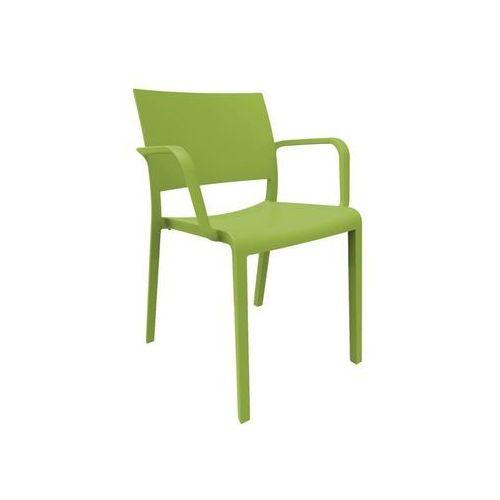 Krzesło do kawiarni z podłokietnikami New Fiona