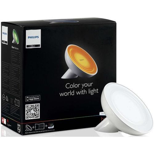 Lampa biurkowa PHILIPS 7299760PH LivingColors Bloom hue Biały
