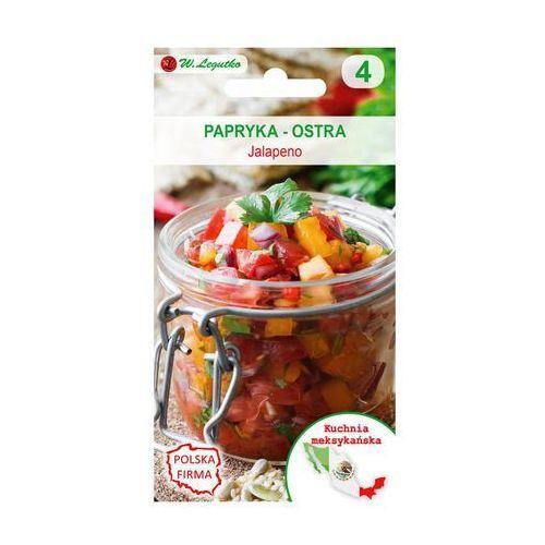 papryka jalapeno czerwona kuchnie świata 0,5g marki Legutko