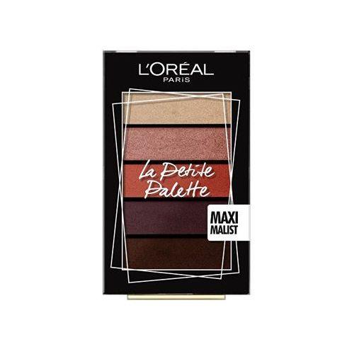 L'oréal la petite palette eyeshadow 5 x 0,8 g (cień nudist)