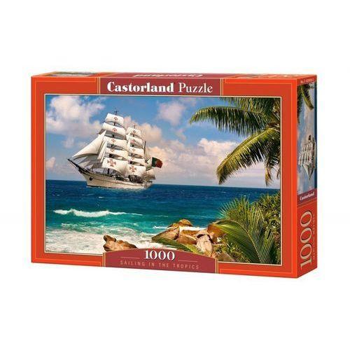 Castor 1000 elementów rejs w tropikach (5904438103430)