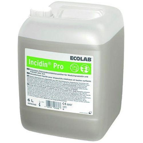 Incidin PRO Ecolab koncentrat do mycia i dezynfekcji 6 litrów (4028163076751)