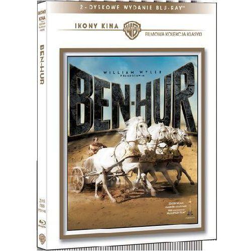 BEN HUR (2BD) (IKONY KINA) (Płyta BluRay) (7321999311483)