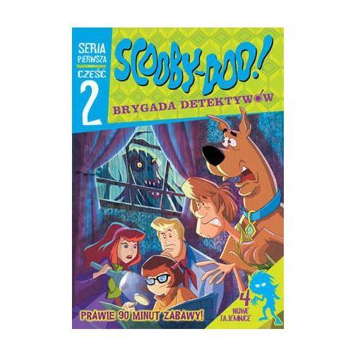 Galapagos Film scooby-doo i brygada detektywów cz. 2 scooby-doo! mystery incorporated (7321909306318)