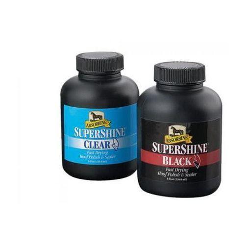 Absorbine SuperShine Hoof Polish and Sea Black 237ml + GRATISY - produkt dostępny w e-PetShop.pl