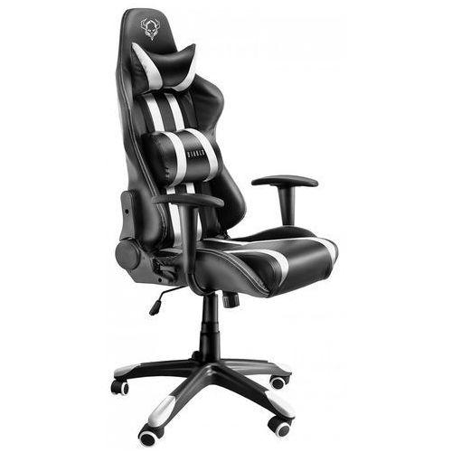 Fotel chairs x-one czarno-biały darmowy transport marki Diablo