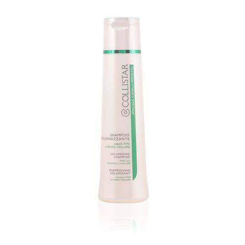 Collistar Volumizing Shampoo 250ml W Szampon do włosów zwiększający objętość (8015150290500)