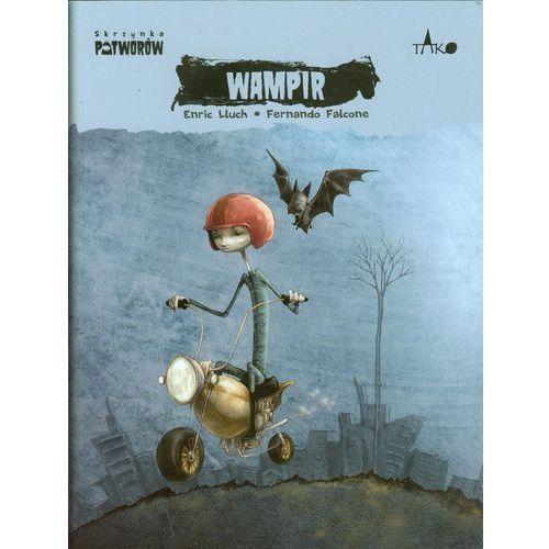 Wampir, oprawa broszurowa