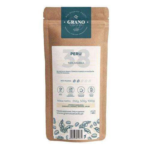 Kawa ziarnista Grano Tostado PERU 1000g- natychmiastowa wysyłka, ponad 4000 punktów odbioru! (5908233611589)