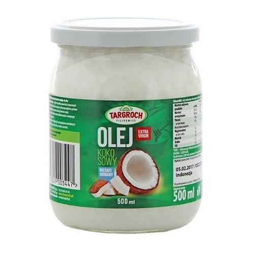 Targroch olej kokosoy rafinowany 500ml