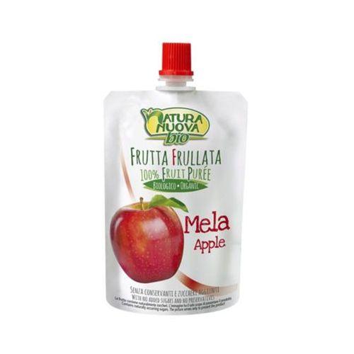 Natura-nuovo Natura nuova 100g przecier jabłkowy bio