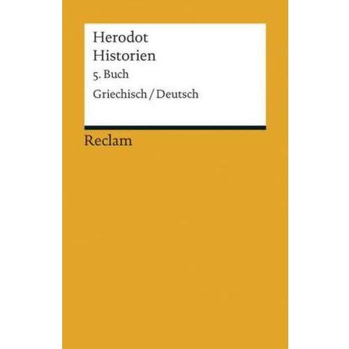Historien. Buch.5, Herodot