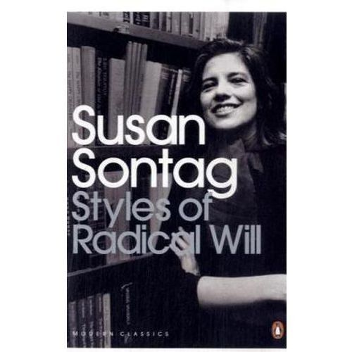 Styles of Radical Will, S. Sontag