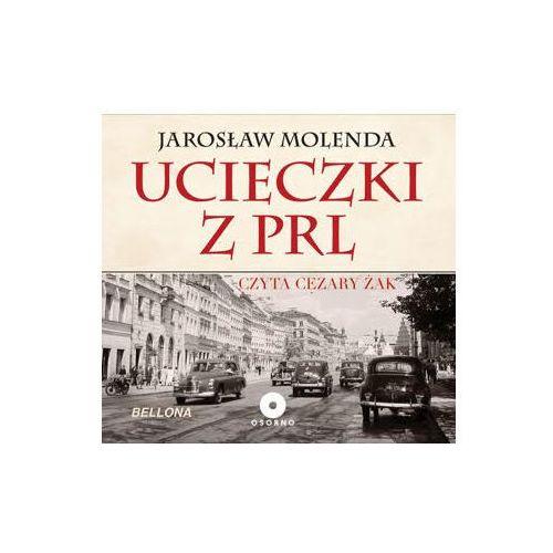 UCIECZKI Z PRL (płyta CD/MP3)
