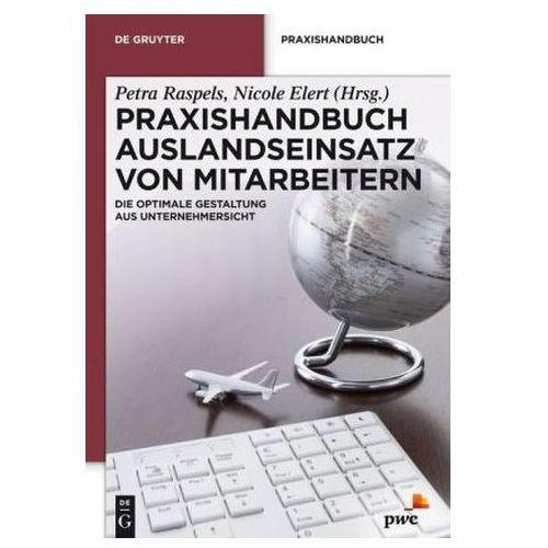 Praxishandbuch Auslandseinsatz von Mitarbeitern (9783110266085)