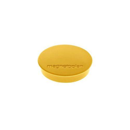 Magnesy Discofix Standard 0.7 kg 30 mm 10szt żółty