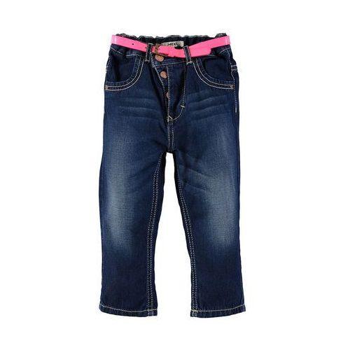 Dżinsy w kolorze ciemnoniebieskim | rozmiar 86 - produkt dostępny w LIMANGO