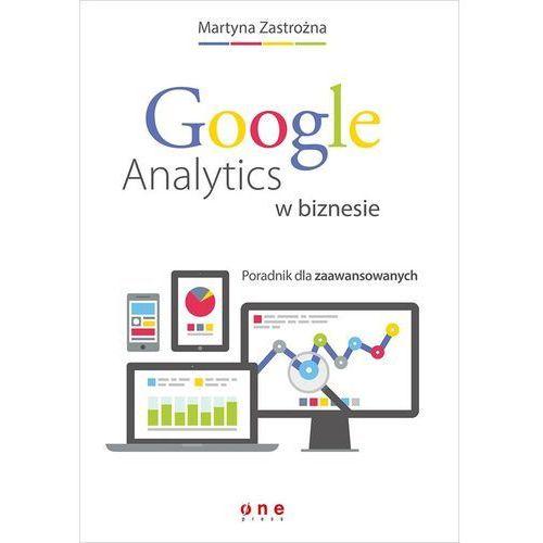 Google Analytics w biznesie Poradnik dla zaawansowanych - Dostawa 0 zł (2015)