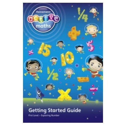 Heinemann Active Maths - First Level - Exploring Number - Getting Started Guide (9780435033316)