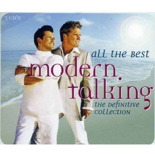 Bmg sony music Modern talking - all the best the definitive collection [3cd]