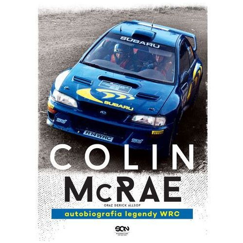 Colin McRae. Autobiografia legendy WRC (304 str.)
