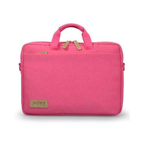 """torino tl torba na notebooka 13,3"""" - różowa (140401) marki Port designs"""