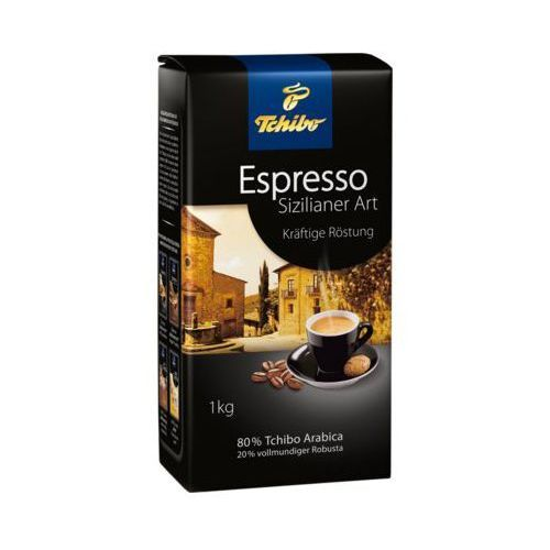 Kawa TCHIBO Espresso Sizilianer Art 1 kg