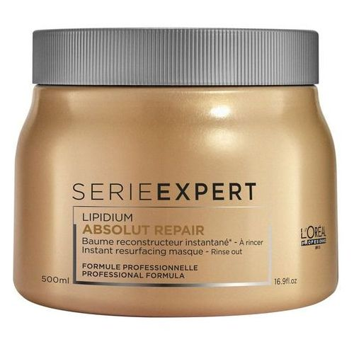 L'oréal professionnel série expert absolut repair lipidium (instant resurfacing masque for very damaged hair) 500 ml