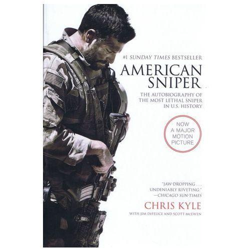 AMERICAN SNIPER FILM TIE IN (9780062401724)