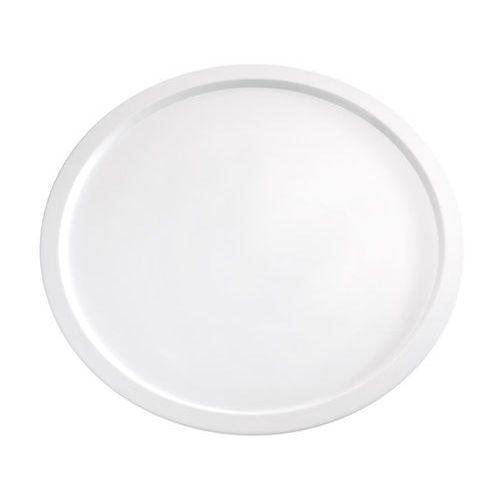 Aps Półmisek okrągły z melaminy o średnicy 380 mm, biały | , pure