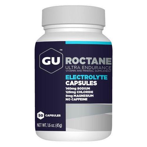 roctane electrolyte żywność dla sportowców 50 sztuk 2018 suplementy marki Gu energy