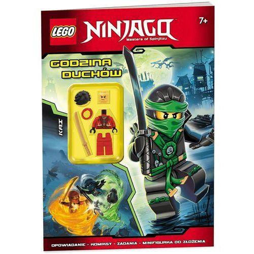 KSIĄŻKA LEGO® NINJAGO™. Godzina Duchów