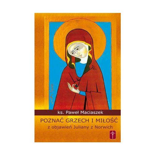 Poznać grzech i miłość z objawień Juliany z Norwich (9788372569219)