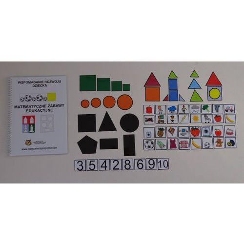 Matematyczne zabawy edukacyjne Matematyka dla dzieci (9788365702067)