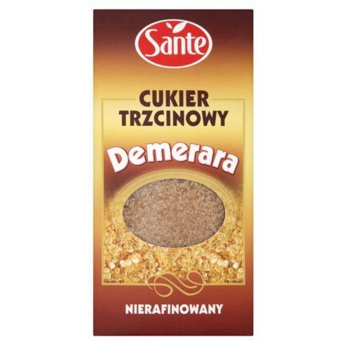Sante Demerara Cukier trzcinowy nierafinowany 500 g (5900617002488)