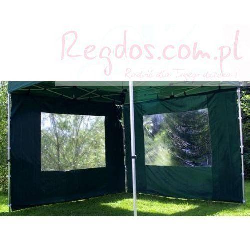 Ścianka do pawilonu zielona profi 2 szt. 3x3m - produkt dostępny w REGDOS