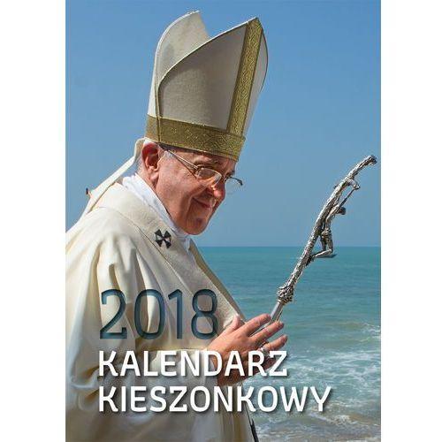 Wdr Kalendarz kieszonkowy 2018 papież franciszek (9788374015936)