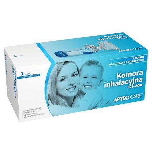 Apteo care komora inhalacyjna ki-200 x 1 sztuka marki Synoptis pharma