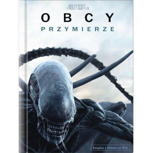 Imperial cinepix Obcy: przymierze (dvd) + książka