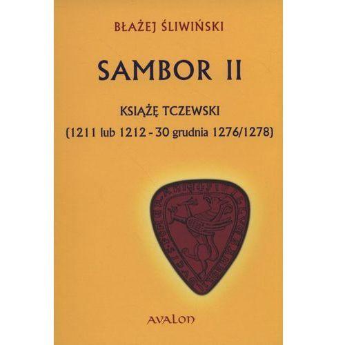 Sambor II Książę tczewsk (9788377301647)