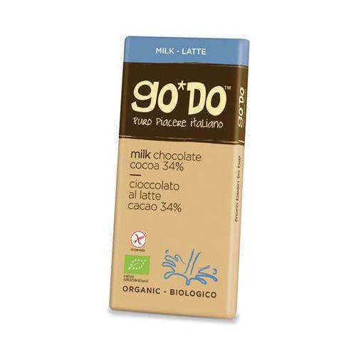 Lifefood Czekolada 80% kakao raw bezglutenowa bio 70 g -