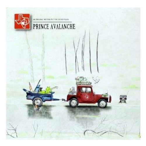 Explosions In The Sky & David Wingo - Prince Avalanche - An Original Motion Picture Soundtrack