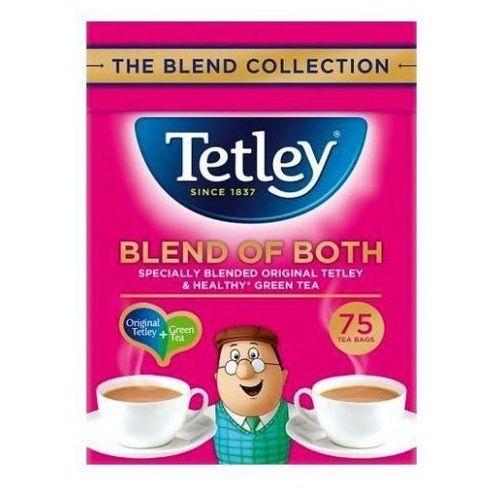 Tetley Blend Of Both 75 Teabags 237 gram