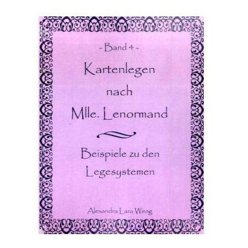 Kartenlegen nach Mlle. Lenormand. Bd.4 (9783837054927)
