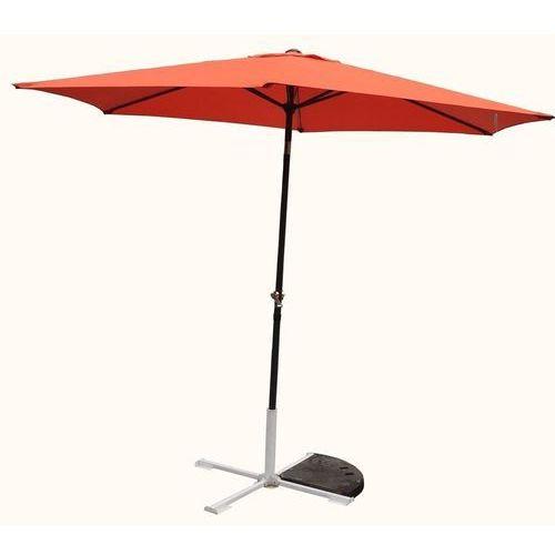 parasol przeciwsłoneczny 300 cm odchylany terracotta marki Rojaplast