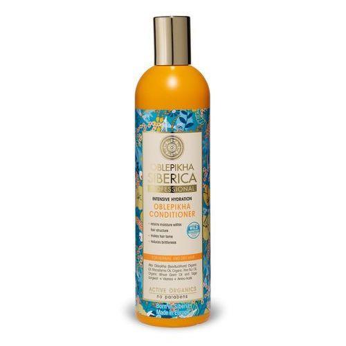 Natura siberica Rokitnikowa odżywka do włosów suchych i normalnych, intensywne nawilżenie - (4744183010130)