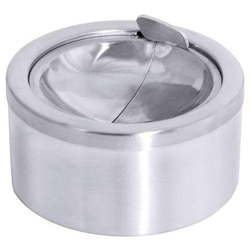 Popielniczka stalowa o średnicy 115 mm | CONTACTO, 535/115